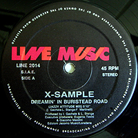 X-SAMPLE | DREAMIN' IN BURISTED ROAD